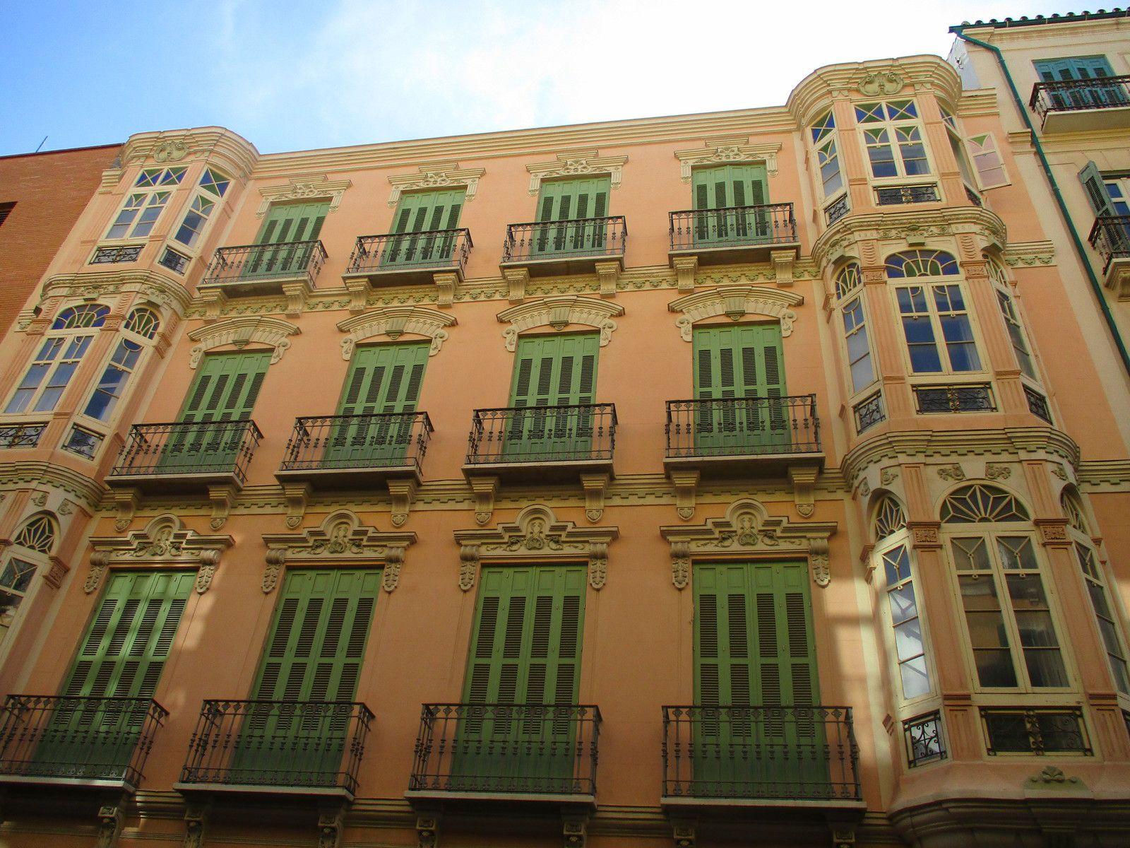 Màlaga - Le marché couvert Atarazanas