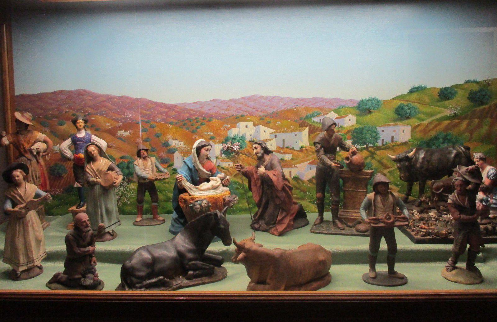 Màlaga - Le Musée des Arts et Traditions populaires