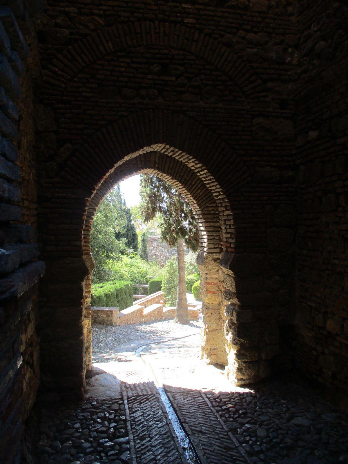 Màlaga - L'Alcazaba : un ravissement