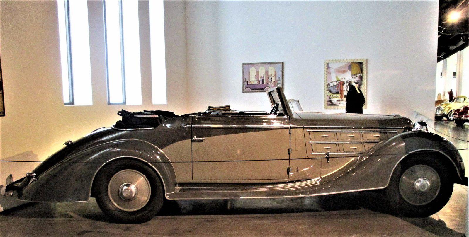 "Lancia ""Dilambda"", 1934"