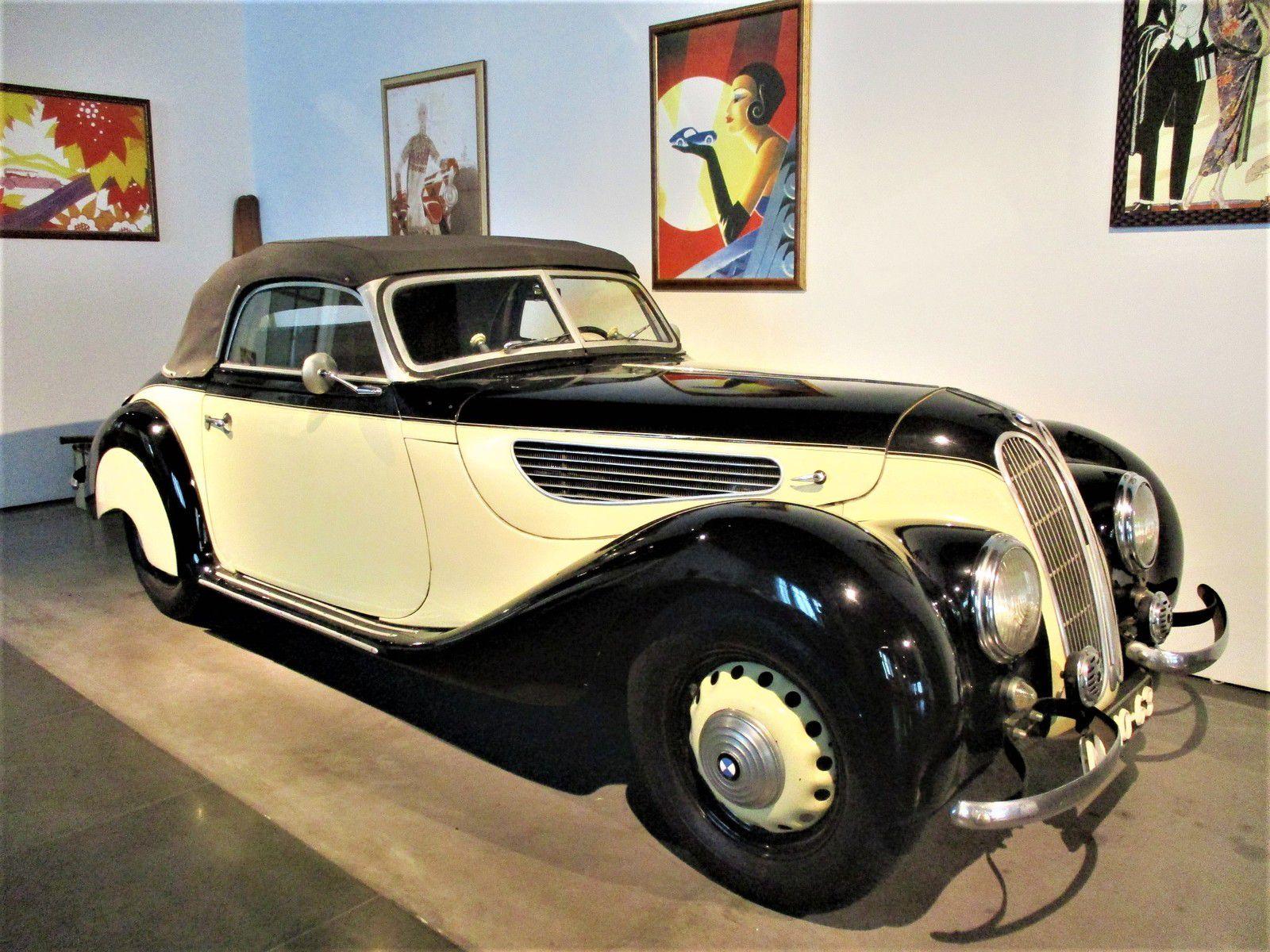 BMW, modèle Sport, 1939
