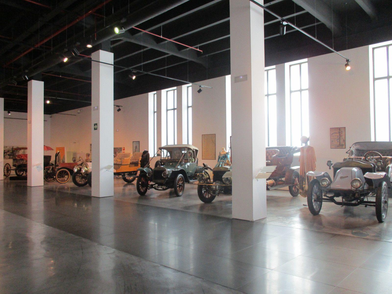 Màlaga - Le Musée de l'Automobile