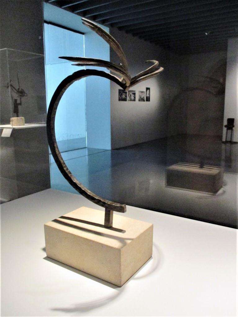 La chevelure  - Julio Gonzalez, 1934