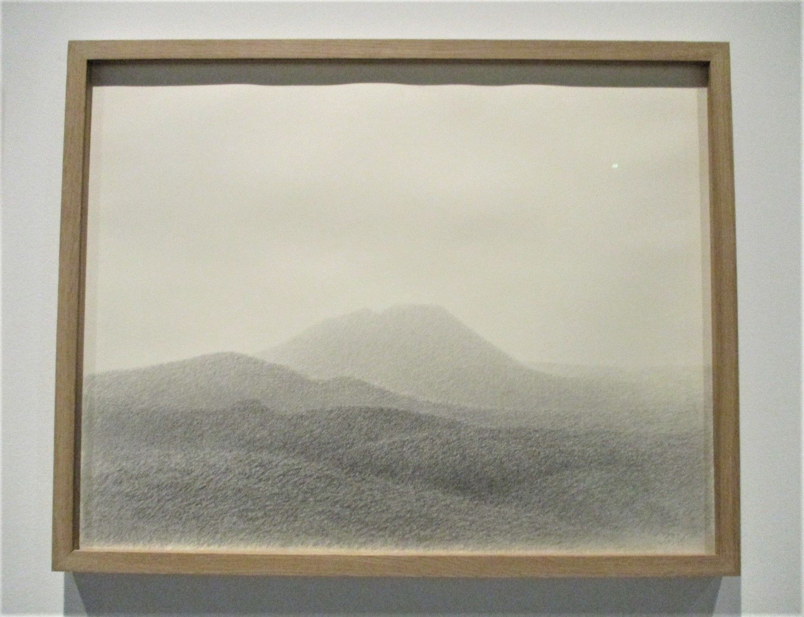 Montagne en Aragon - Xavier Valls, 1976
