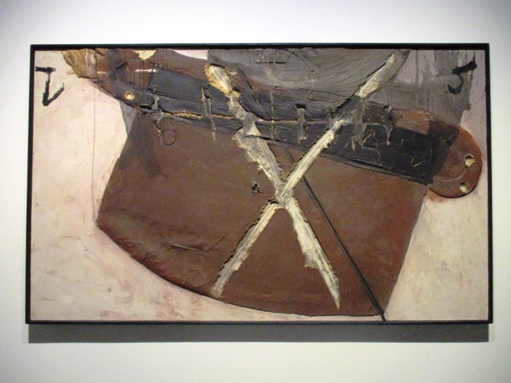 Chapeau renversé - Antoni Tàpies, 1967