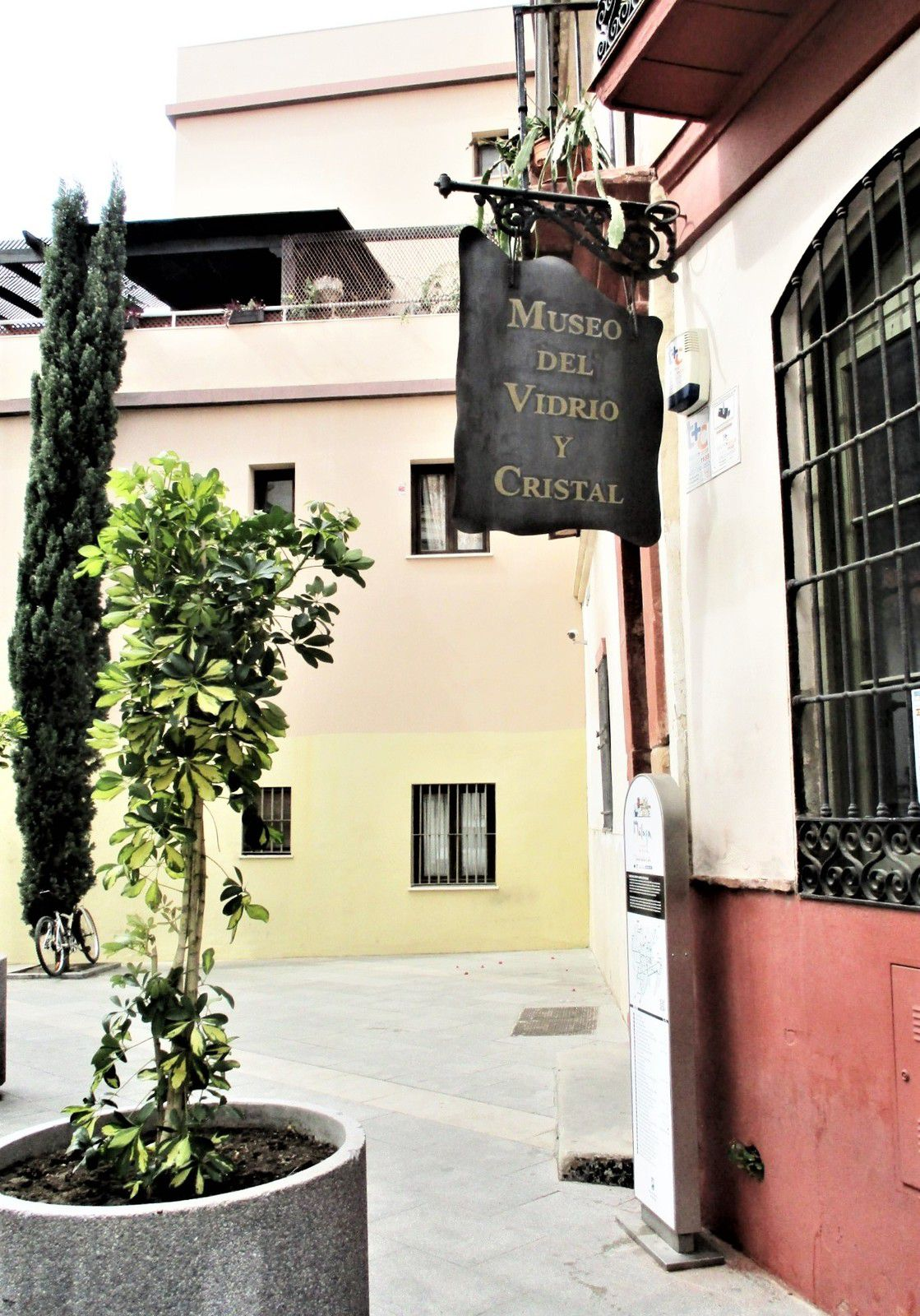 Màlaga - Musée du Verre et du Cristal