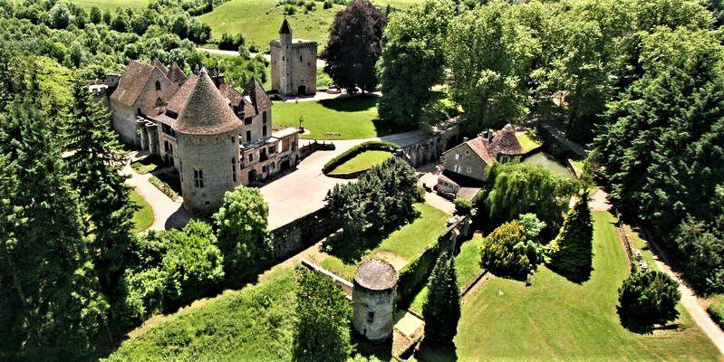 (c) Les Médiévales - Château de Couches