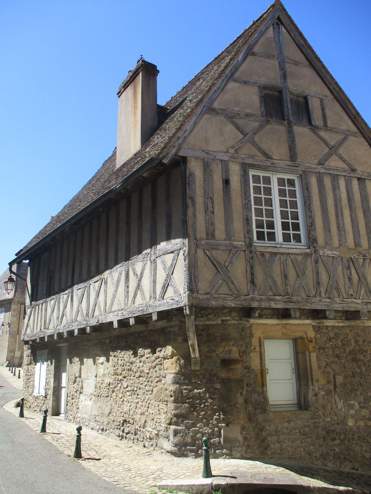 Un jour en Bourgogne - Autun et Couches