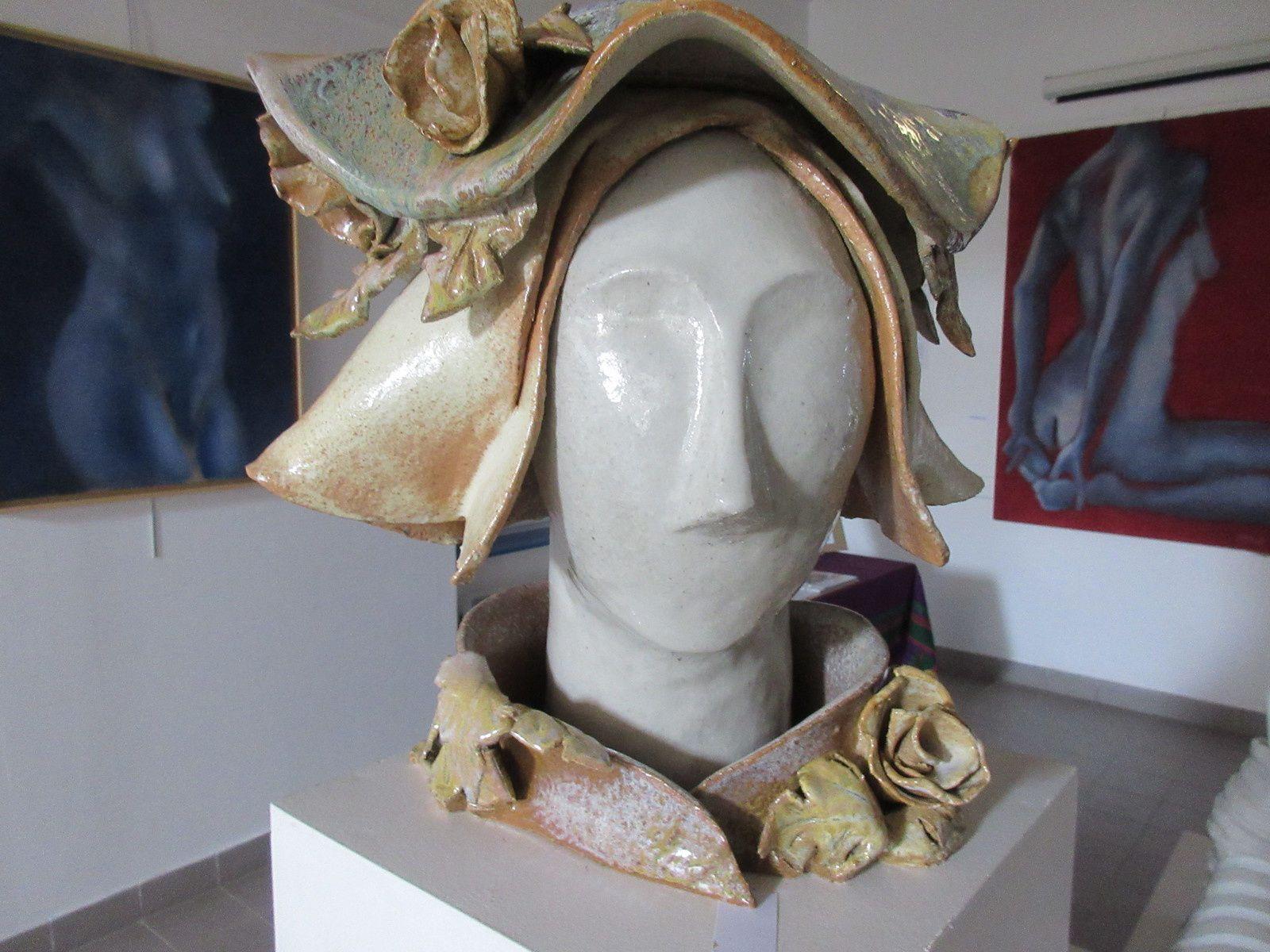 Exposition de François de Montauzon et Françoise Corouge 20 juin au 9 Juillet