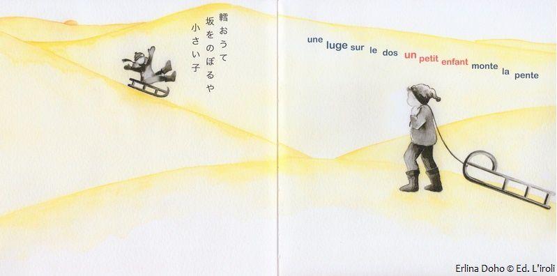 Lecture : Saisons d'Issa de Kobayashi Issa et Erlina Doho