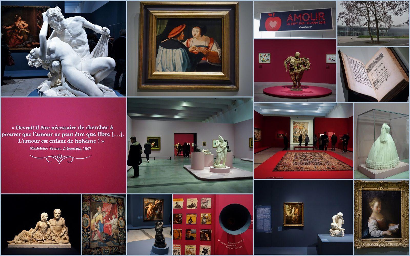 Amour au Louvre-Lens