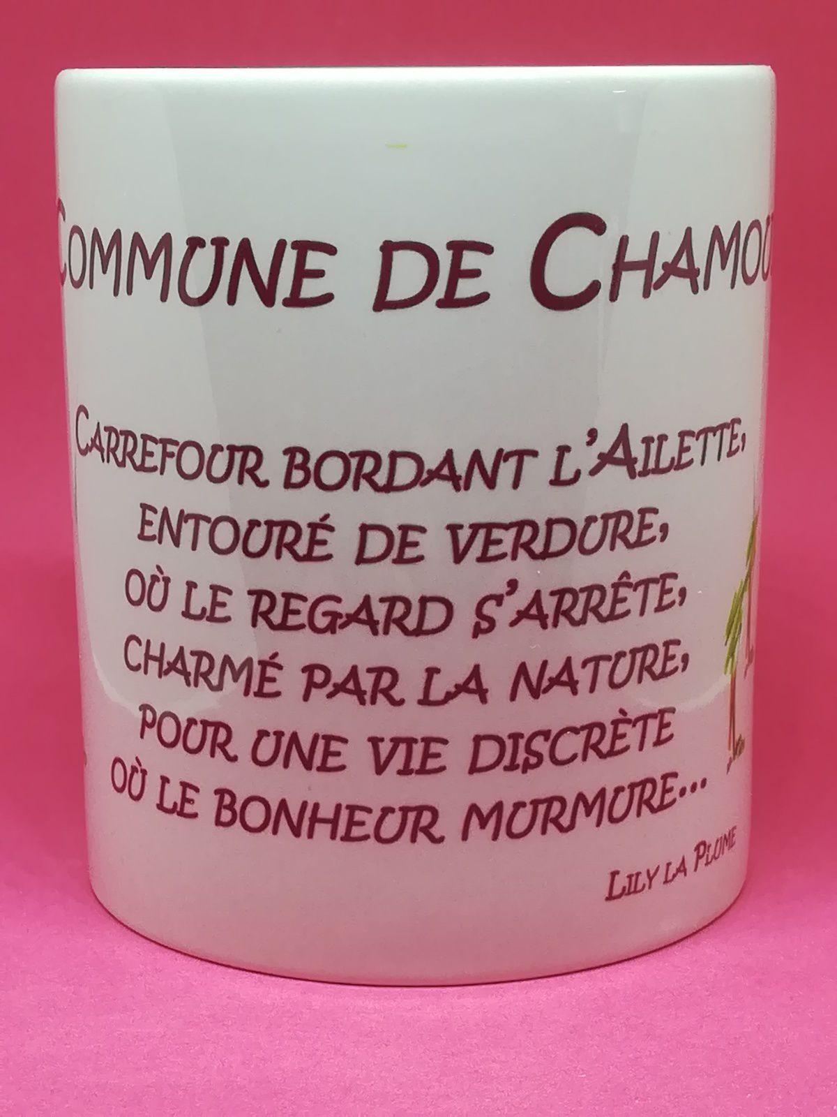 Commune de Chamouille