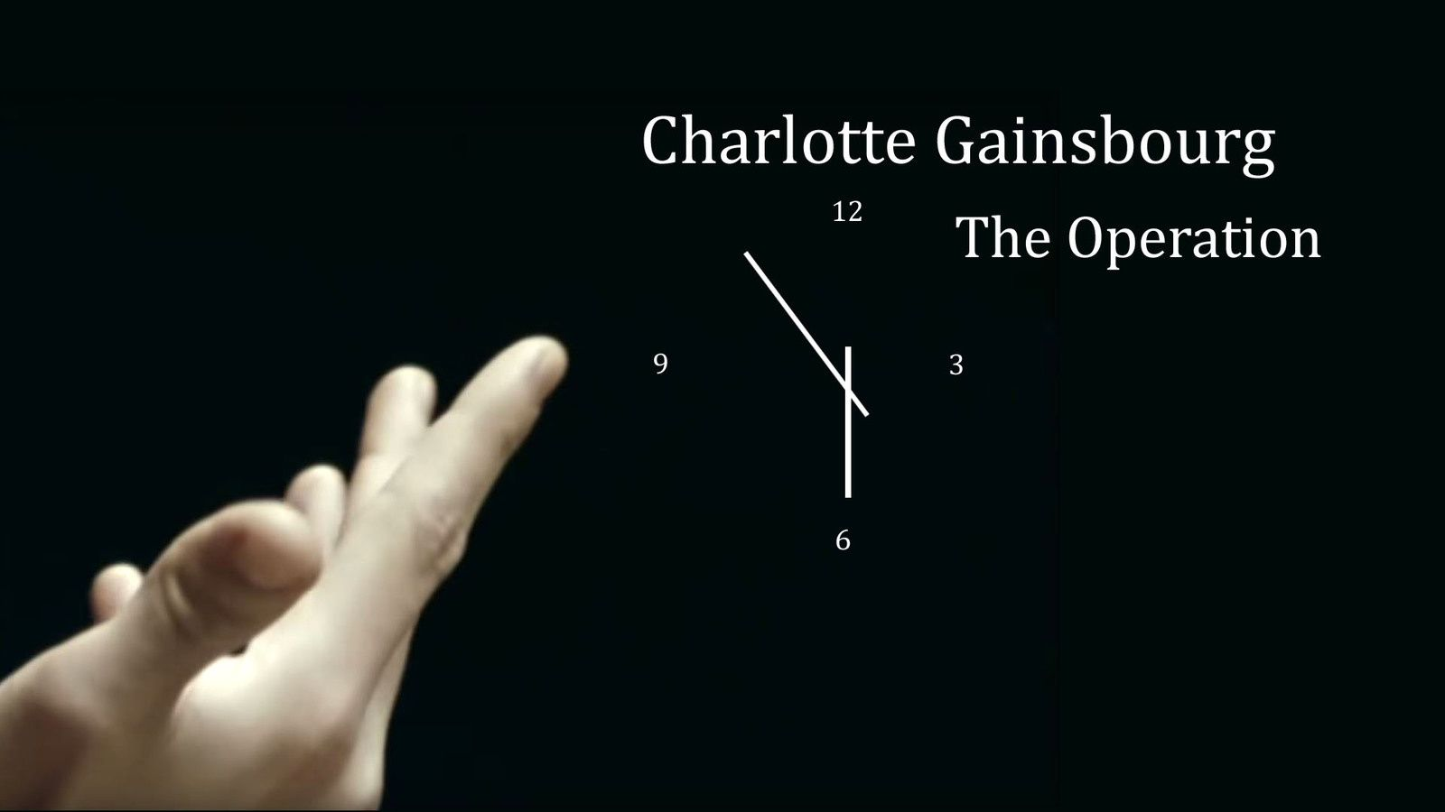 Charlotte Gainsbourg - The Opération