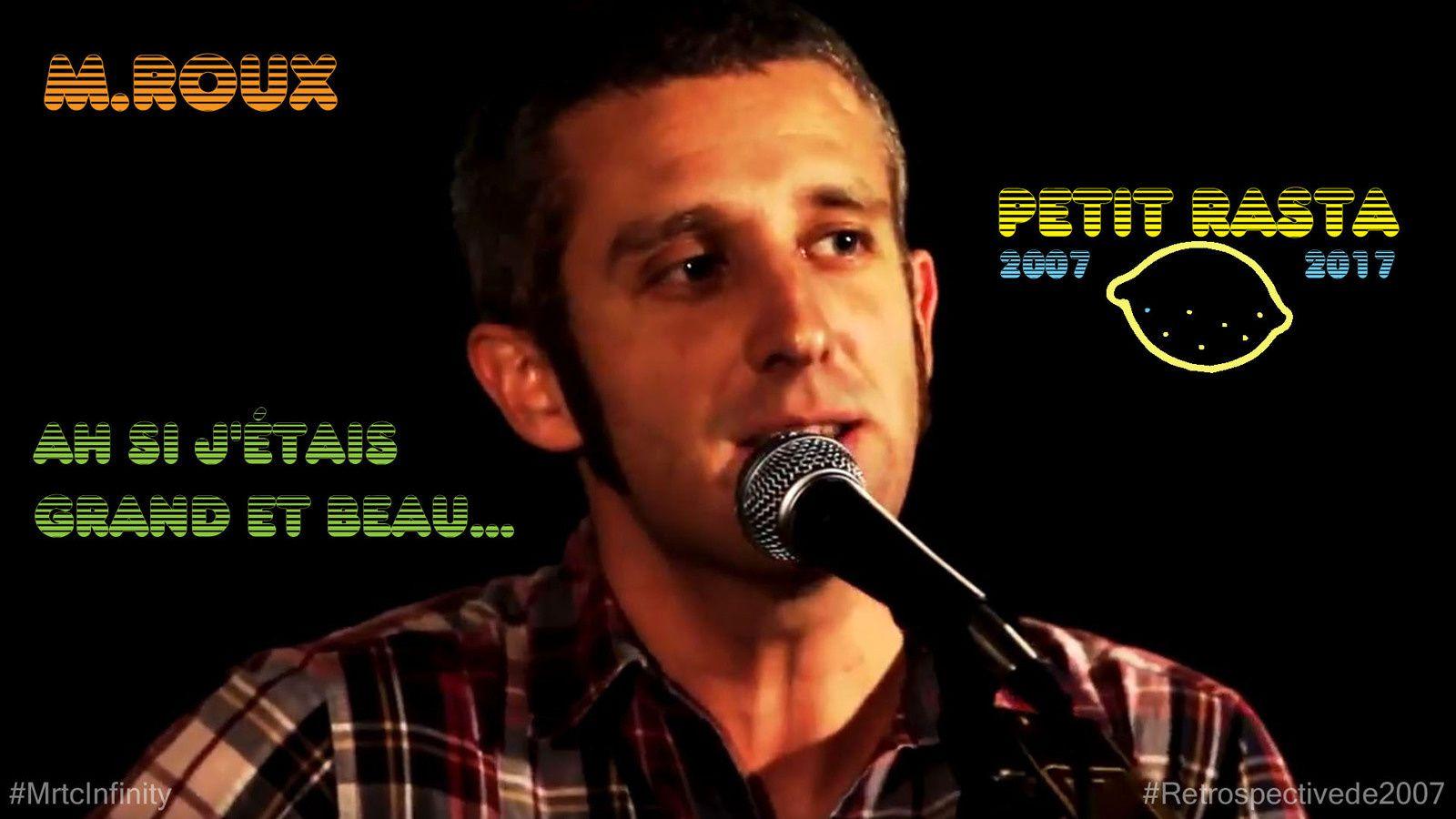 M.Roux - Petit Rasta