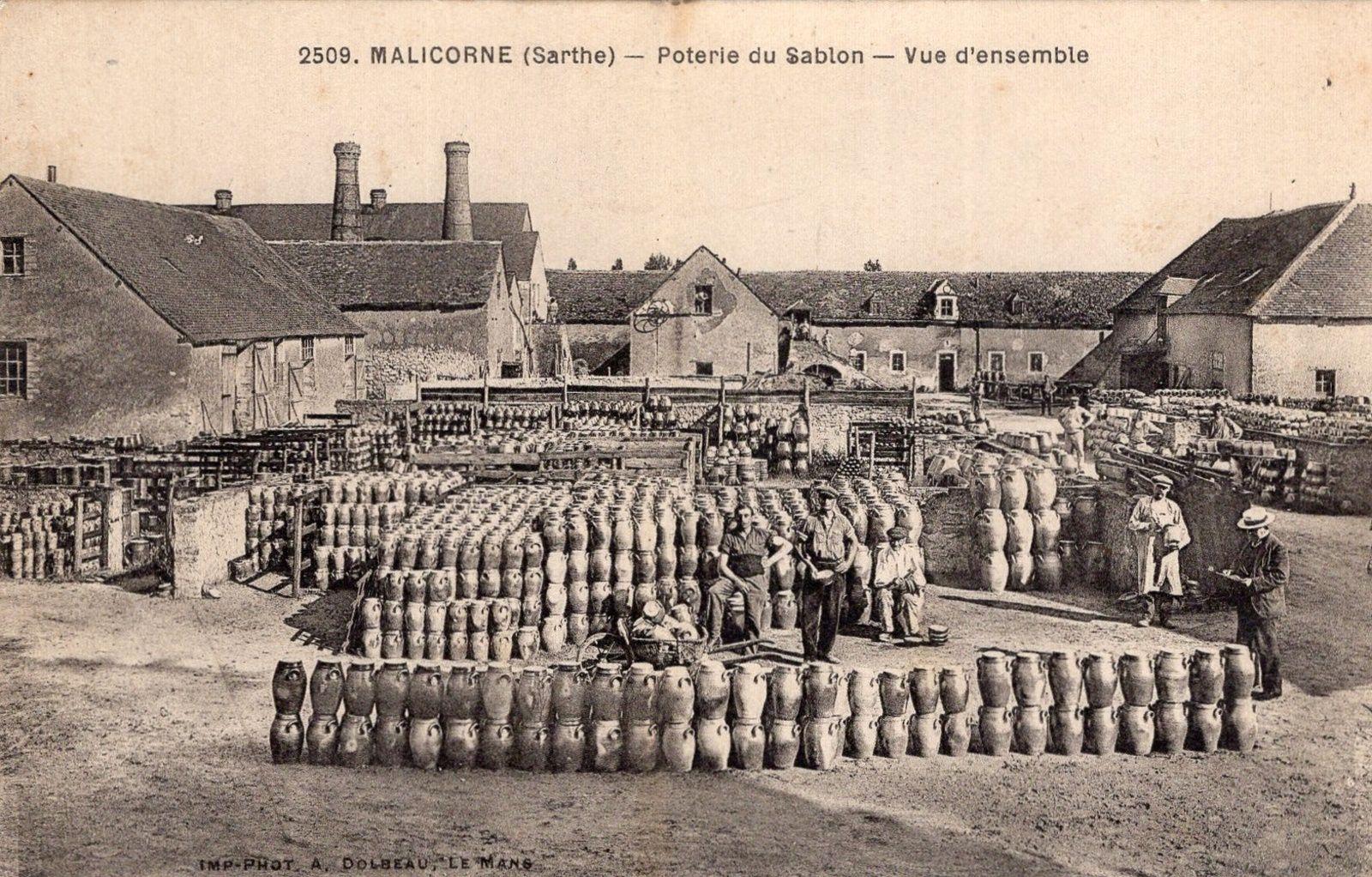 Les noms des lieux-dits de nos communes : Malicorne sur Sarthe