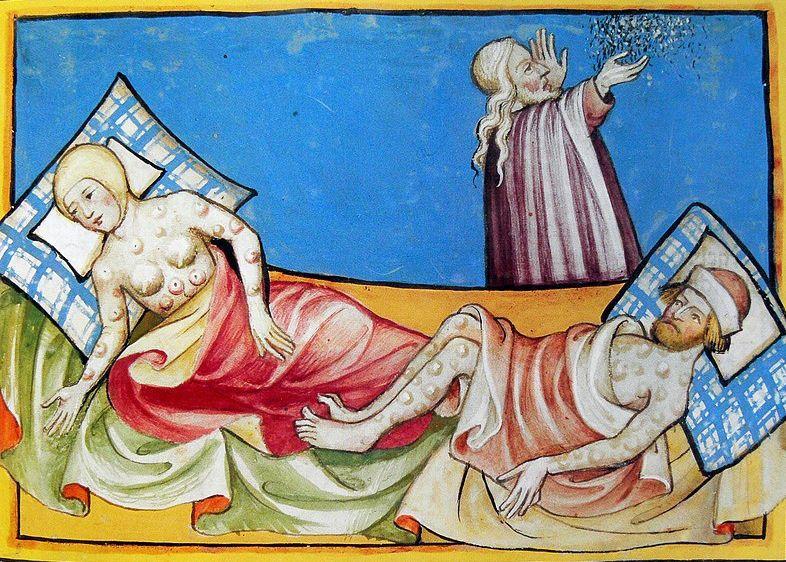 Bible Toggenburg, XVè siècle