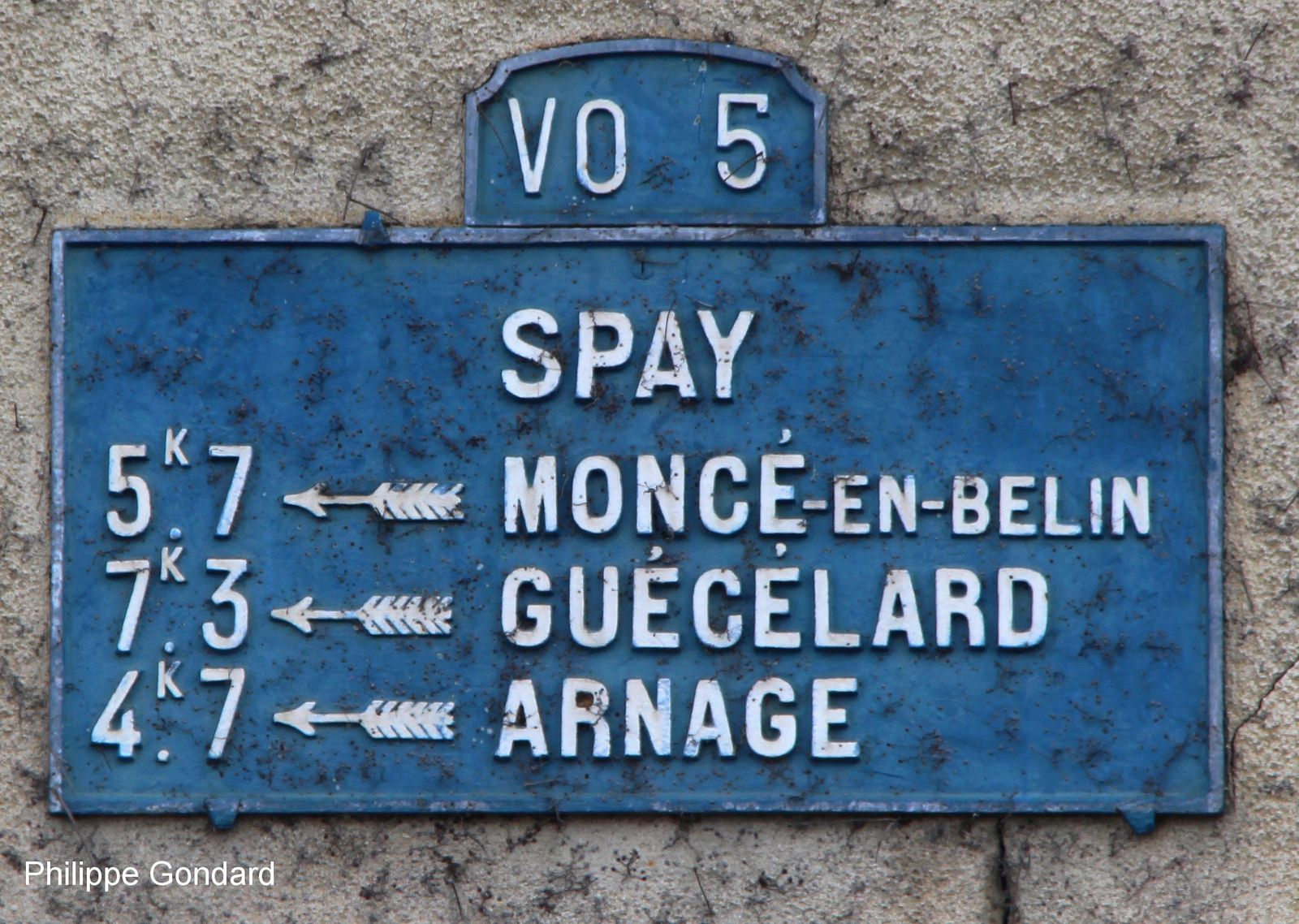 Spay - Bourg