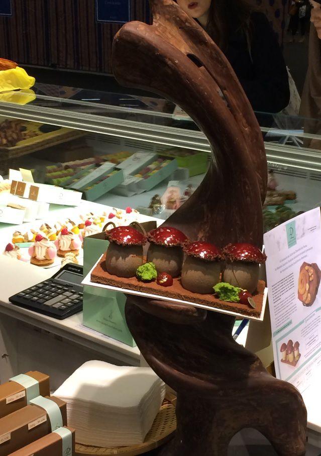 Le salon du chocolat 2017 de Paris