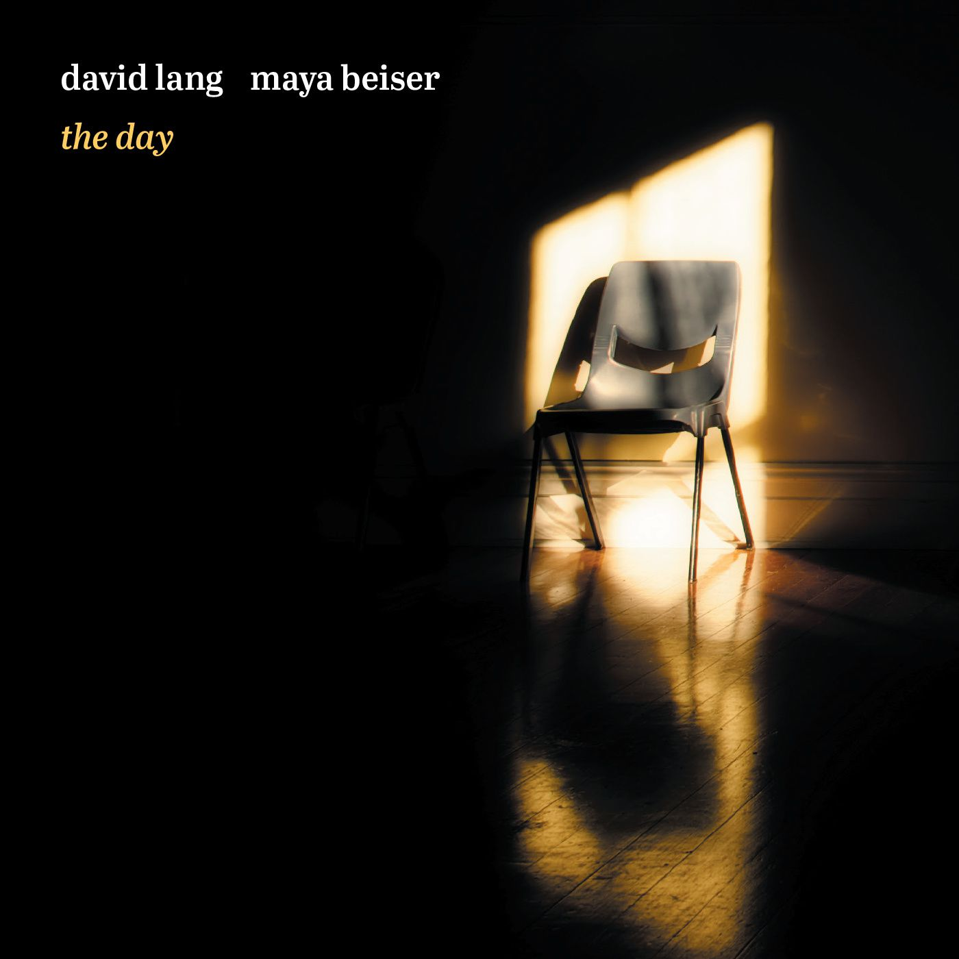 David Lang  / Maya Beiser - the day