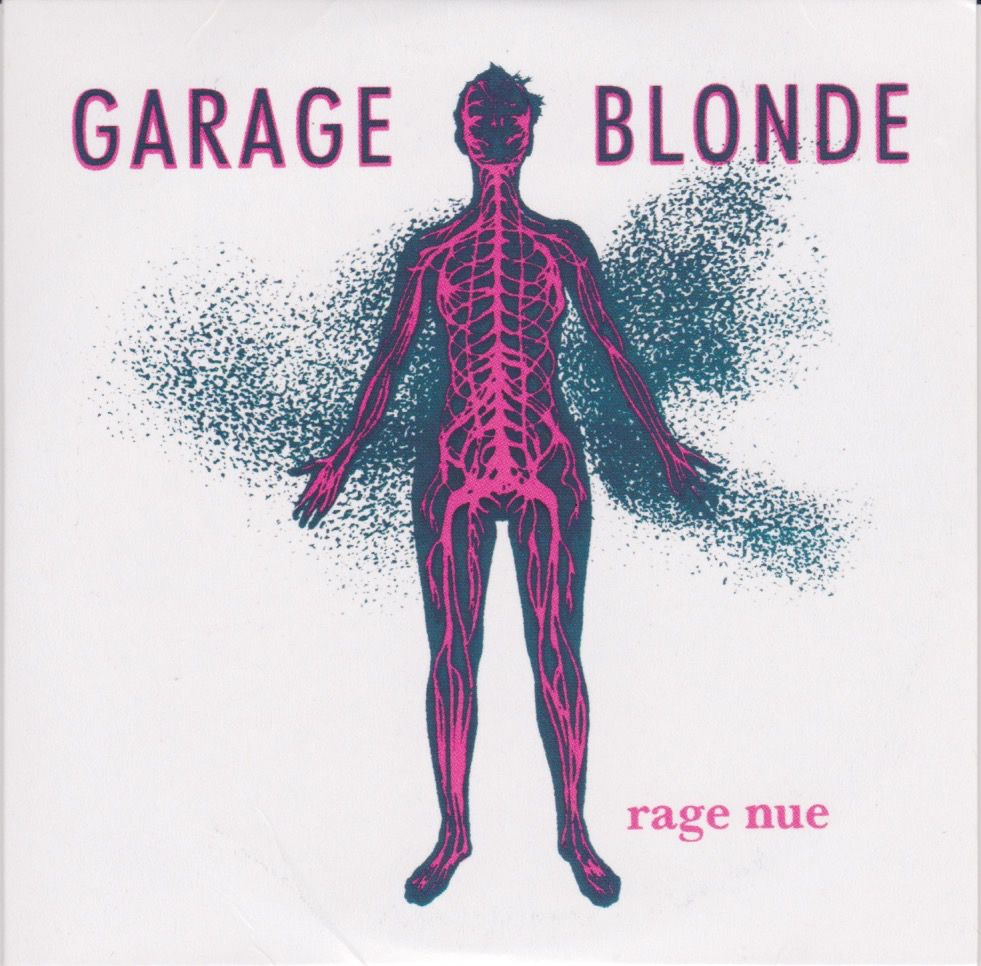 Garage Blonde - rage nue