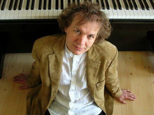 Le pianiste Jeroen van Veen