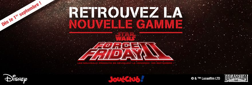 Jouéclub annonce Force Friday II