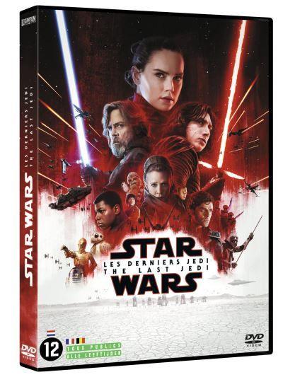Star Wars : Les Derniers Jedi en DVD le 20 Avril