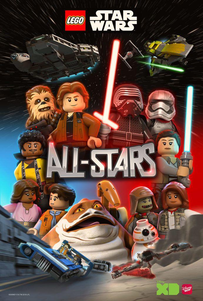Lego Star Wars All-Stars arrive bientôt en France