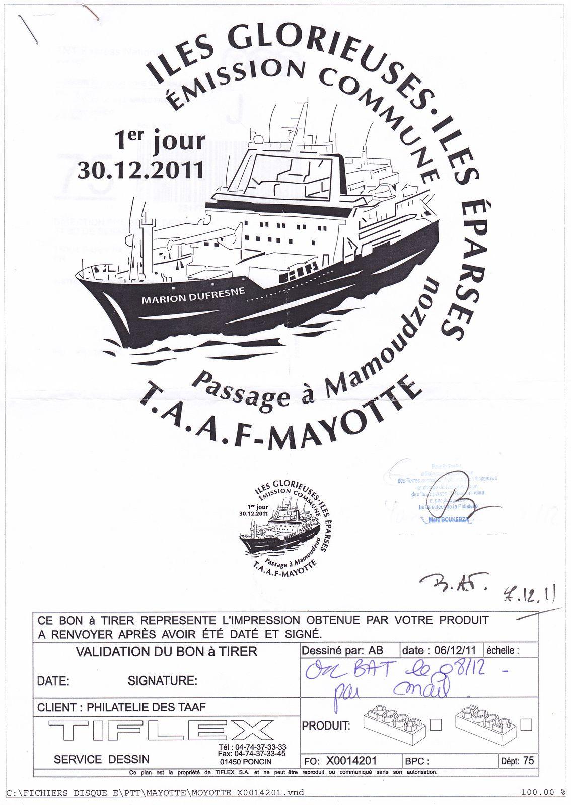 BAT Eparses TP Mayotte 2011