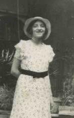 Brisbarre Georgette (ma grand-mère)