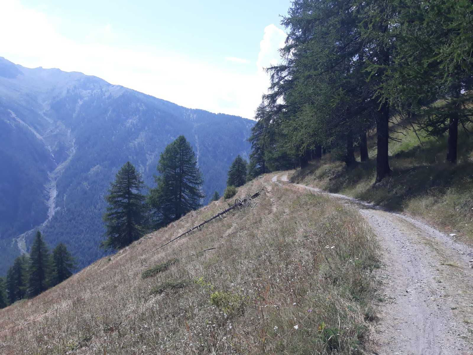 12 aout 2020 - (VTT) Val Troncea, colle Clot della Soma