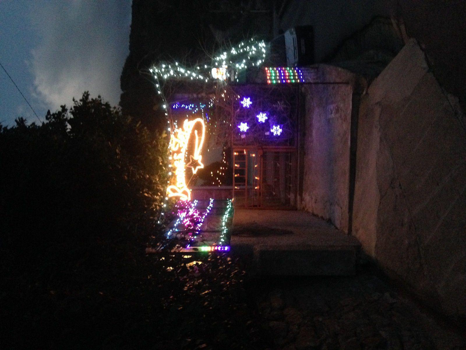 Poggiolo village-lumière