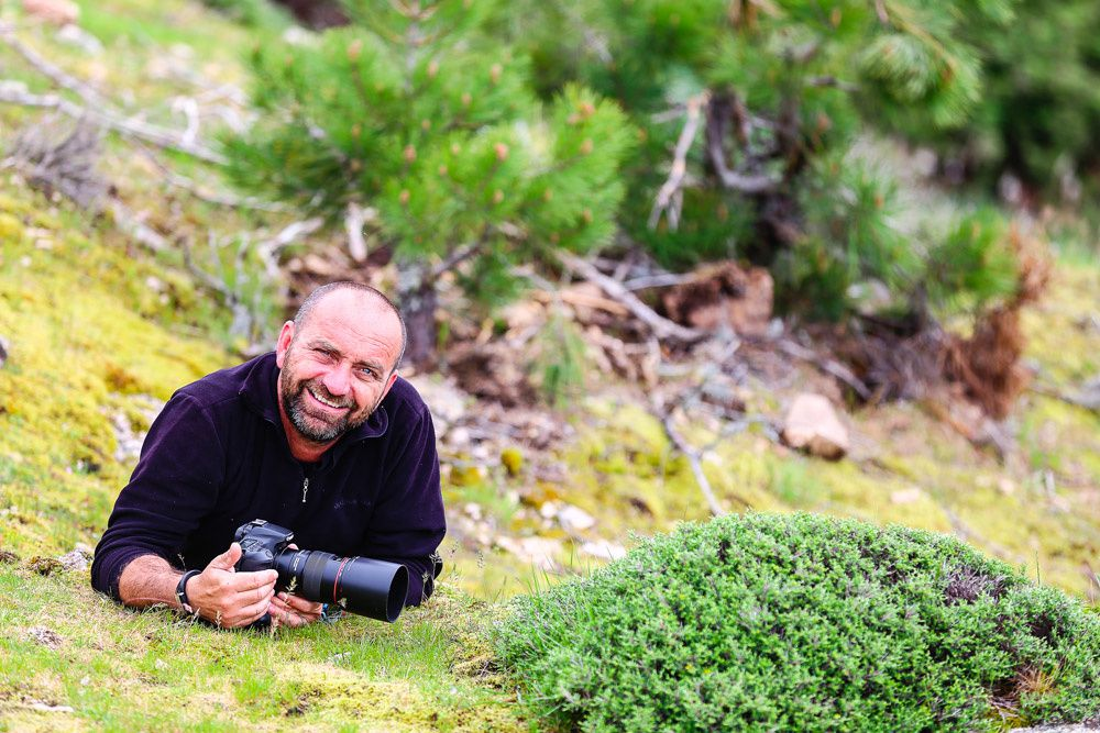 Nicolas, un artiste de la photographie