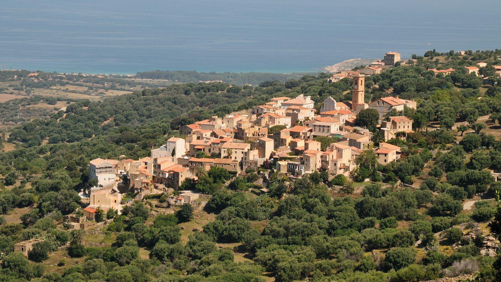 La devinette du mois: Poggiolo et Calenzana