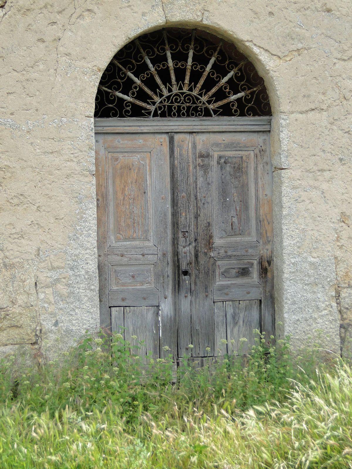 Les maisons poggiolaises - 2: la maison de Marione
