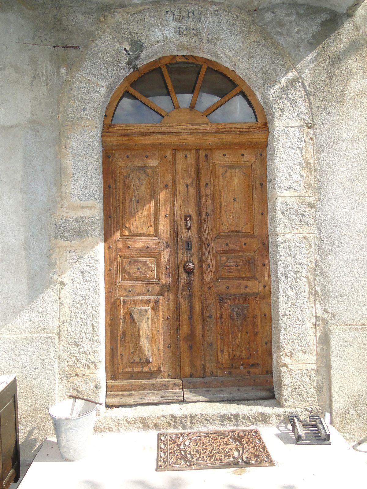Les maisons poggiolaises - 3: les autres maisons de notables