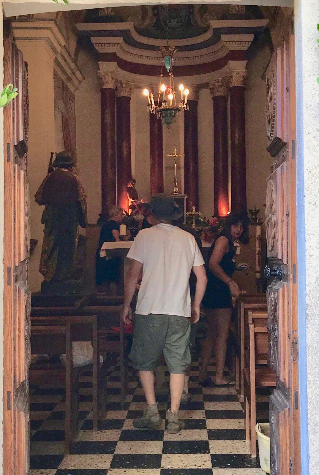 Toujours vivante, la tradition de Saint Roch