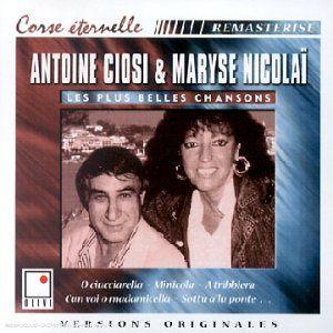 Maryse Nicolaï, Antoine Ciosi, i Chjami Aghjalesi: la chanson corse prend un coup de vieux