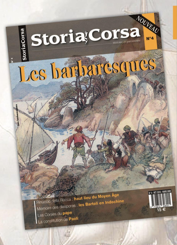 """L'histoire de Corse avec la nouvelle formule de """"Storia Corsa"""""""