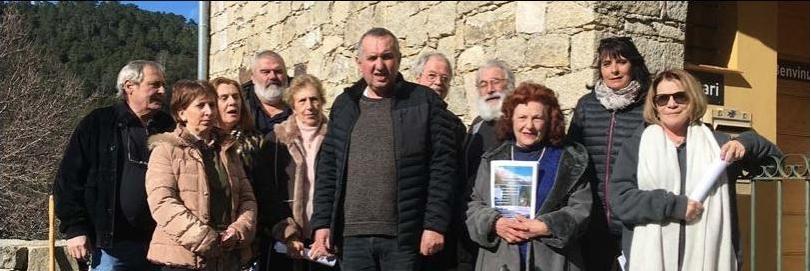 Paul Colonna et ses co-listiers