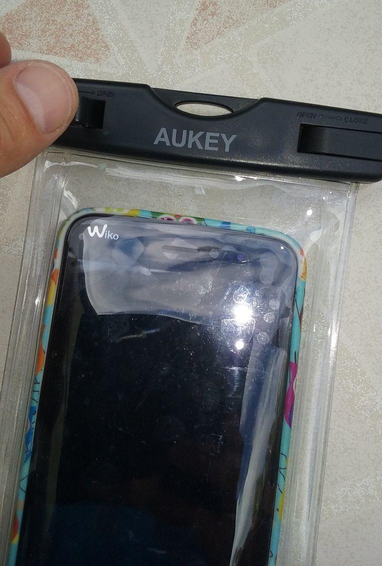 Le waterproof Bag Aukey en images...Et en test  !