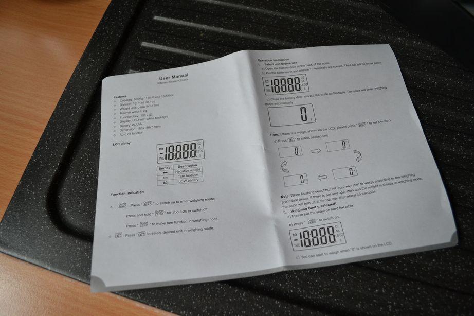Balance electronique FONESO, distribuée par ARESPARK