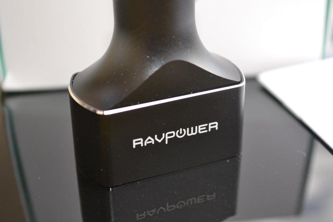 RAVPOWER PP-VC003  Technologie Qualcomm , beau et rapide