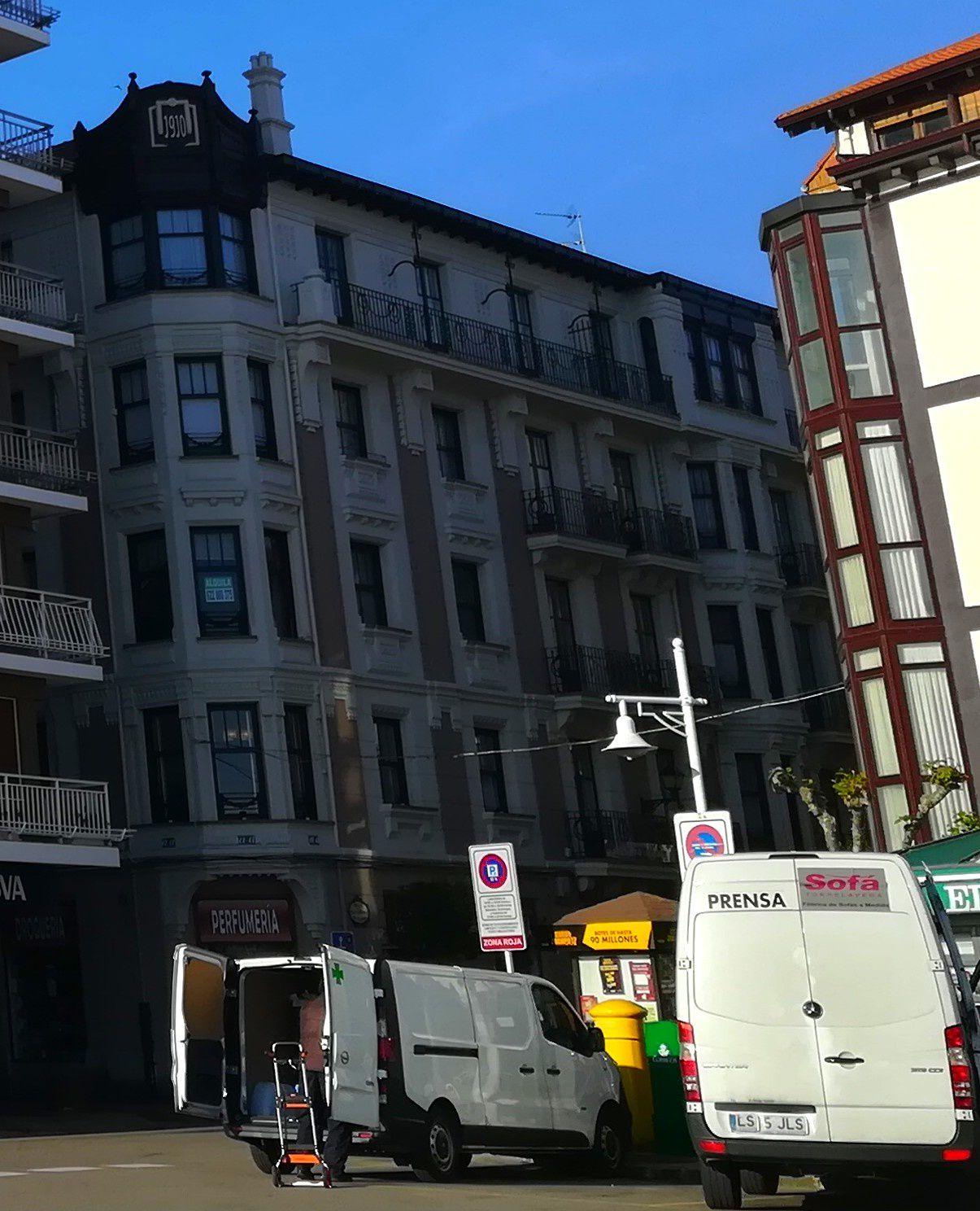 Edificio Gonzalez, Castro Urdiales
