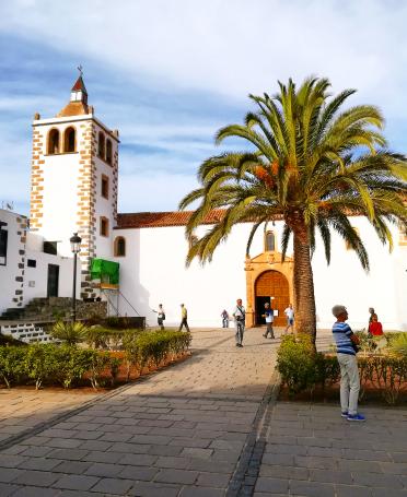 Betancuria, l'ancienne capitale
