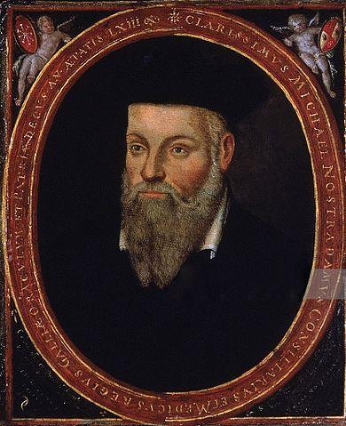 Nostradamus, 1503 - 1566