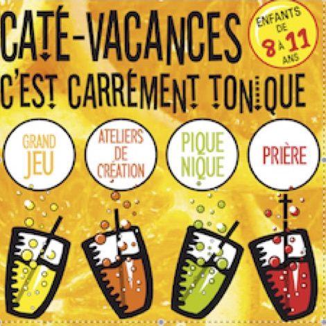 10 au 14 juillet : KT Vacances