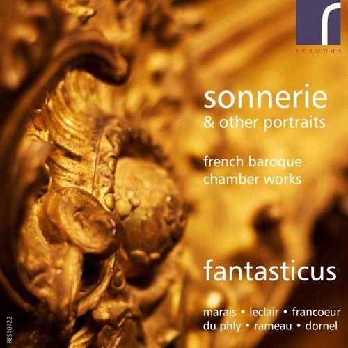 Sonnerie de Sainte-Geneviève du Mont de Paris - Ensemble Fantasticus