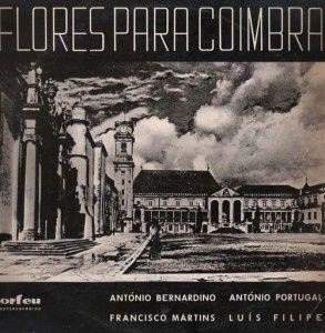 Flores para Coimbra - António Bernardino