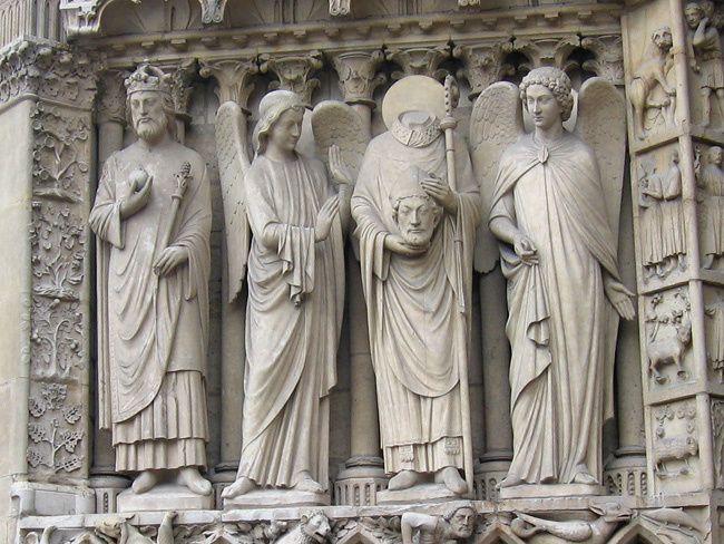 Saint Denis et ses compagnons Martyrs